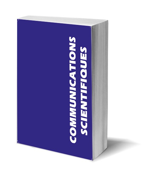 Communications scientifiques MAPAR